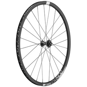 DT Swiss CR 1400 Dicut 25 Front Wheel Disc CL 100/12mm Thru-Axle graphite